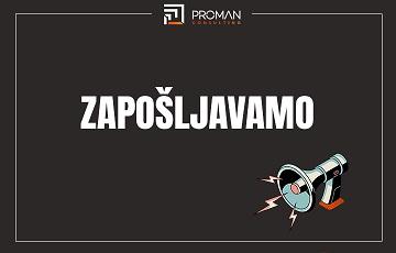 Proman Consulting | Agencija Proman Consulting širi svoj tim!